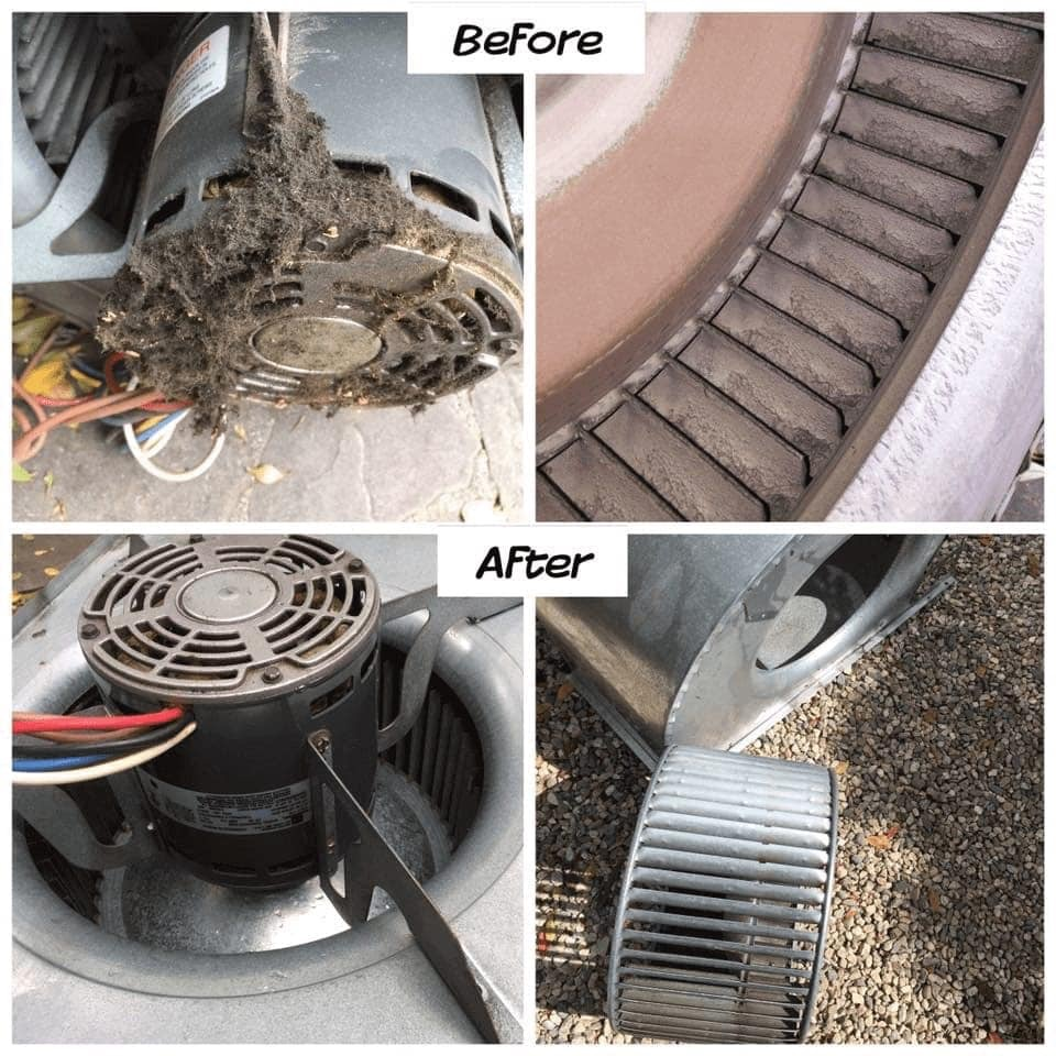 Residential Air Duct Cleaning Naples Fl